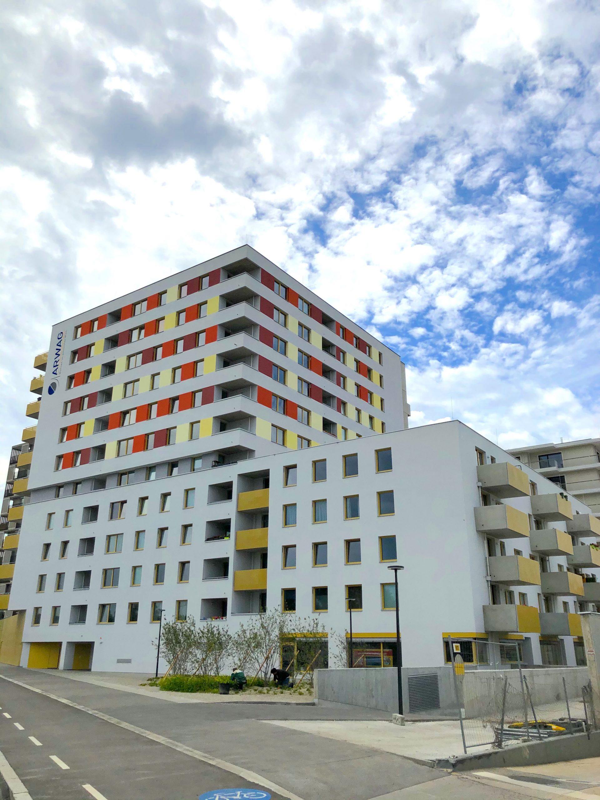 Wohnanlage Erdbergstraße 216-218, 1030 Wien